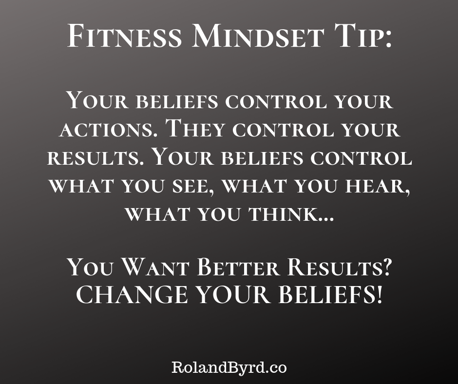 You Want Your Results to Match Your Desires? Change Your Beliefs!